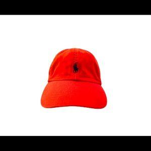 Vintage Polo Ralph Lauren Strapback 90's Hat
